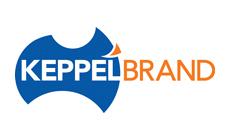 Keppel Brand logo