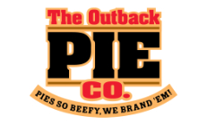 The Outback Pie Co logo